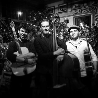 The Todesco Trio at Le QueCumbar