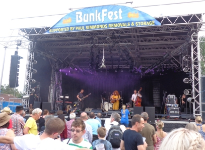 Megan Henwood at Bunkfest 2018