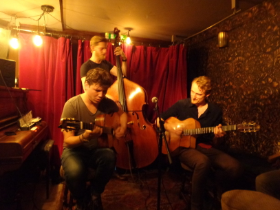 Nocturne Trio at Green Note