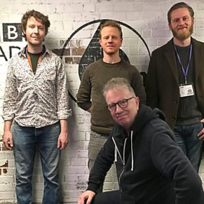 Benji Kirkpatrick & the Excess inc Pete Thomas with Tom Robinson at BBC6